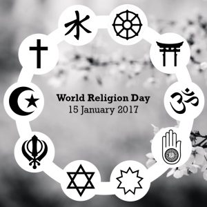World Religion Day Blog Image