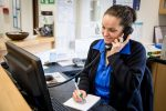 veterinary receptionist skills blog featured image