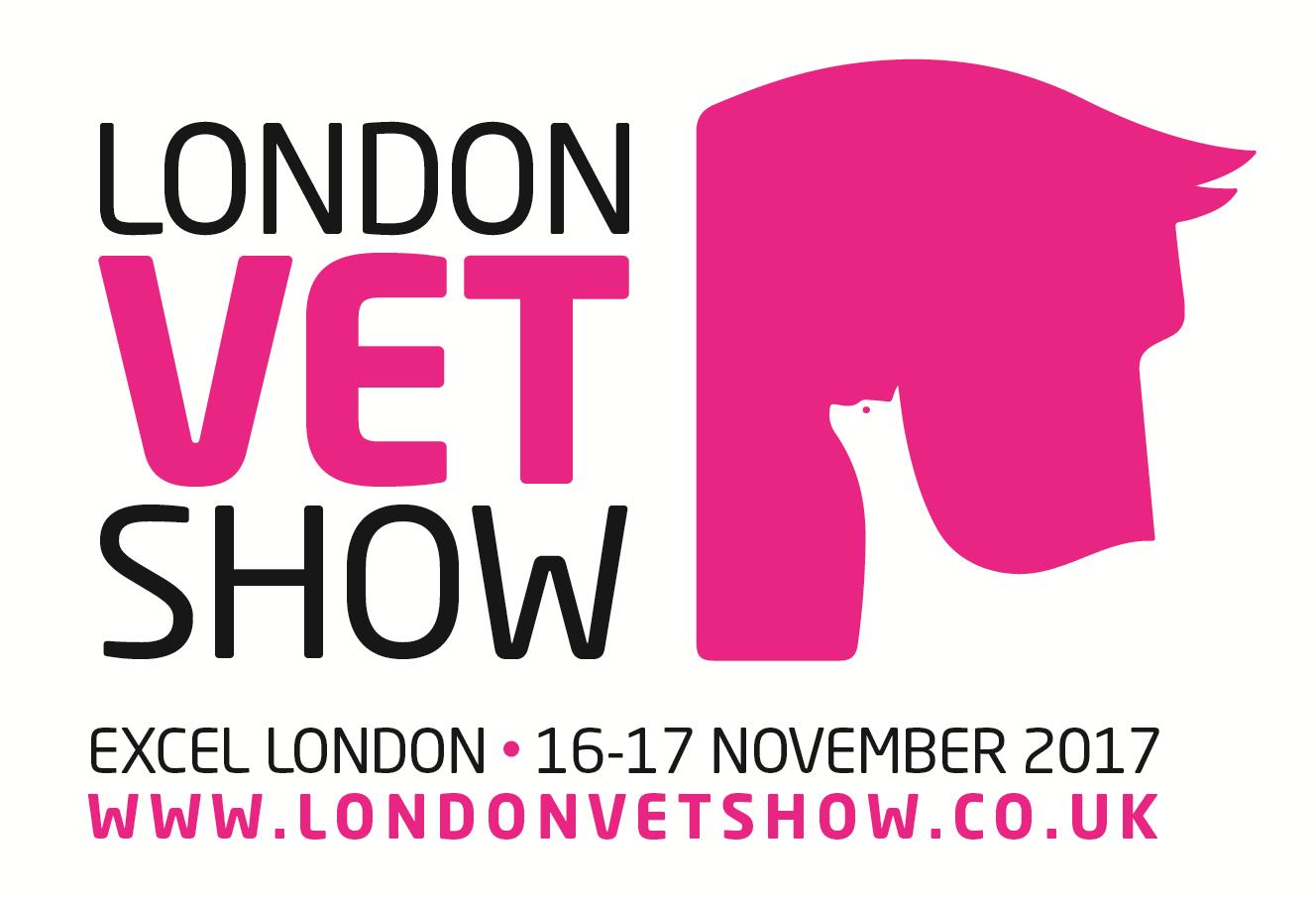 london vet show logo - college of animal welfare