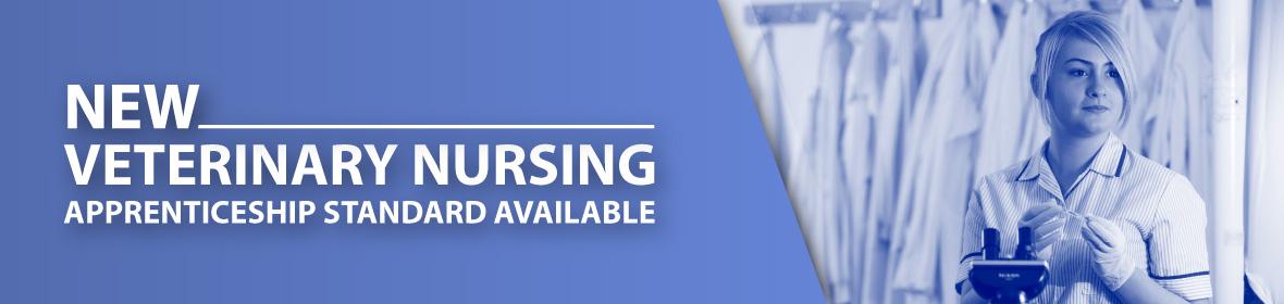 Veterinary Nursing Apprenticeship Standard Now Available