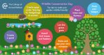 Wildlife conservation tips in your garden - fb cover