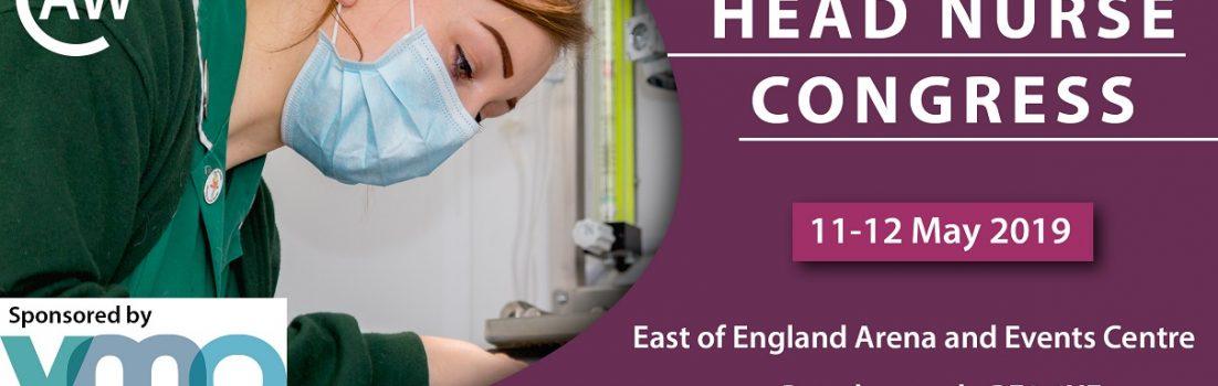 Head Nurse Congress early bird discount runs out soon