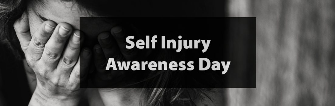 Self-injury awareness day cover image