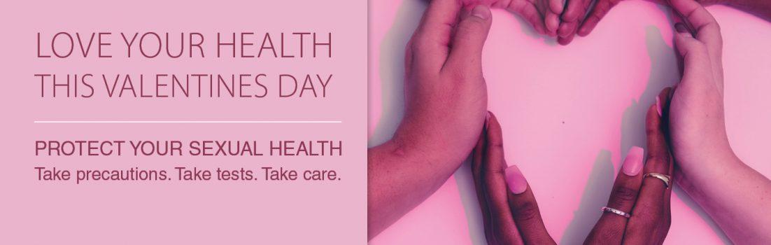 Valentine's Day Sexual Health Blog