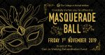 Masquerade Ball for Get Jo Walking Rehabilitation Fund Advertisement