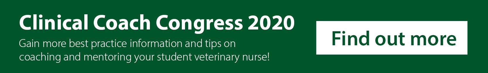 Book Clinical Coach Congress 2020