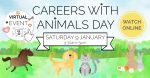 Virtual Careers With Animals Day